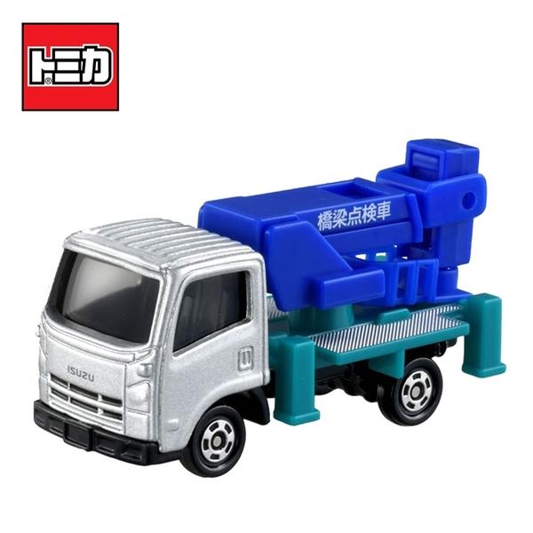 【日本正版】TOMICA NO.94 五十鈴 橋樑檢查車 ISUZU 玩具車 多美小汽車 - 158516