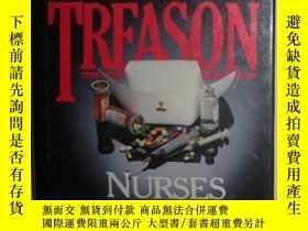 二手書博民逛書店【英語】原版英語小說《罕見Medical Treason: Nu
