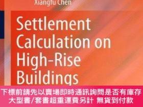二手書博民逛書店Settlement罕見Calculation On High-rise BuildingsY255174 X