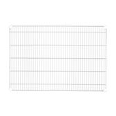 特力屋烤漆鐵網90x60公分(白)