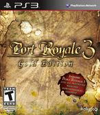PS3 Port Royale 3- Gold Edition - 海商王 3:黃金版(美版代購)