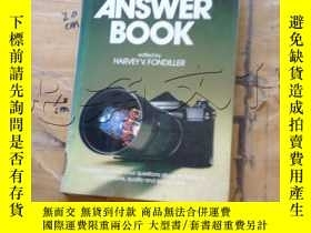 二手書博民逛書店The罕見Popular photography answer