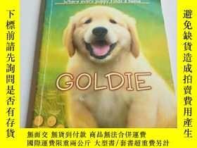 二手書博民逛書店the罕見puppy place(英文, 不好)Y212829