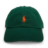 RALPH LAUREN POLO新款刺繡小馬時尚棒球帽(綠色)780970-2