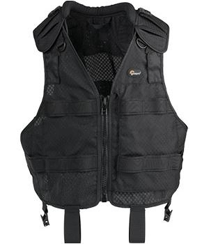 高雄 晶豪泰 Lowepro S&F™ 工學背心 Technical Vest (S/M, L/XL)
