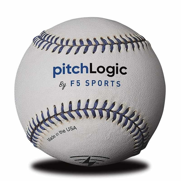 pitchLogic 棒球訓練器 Ball and Mobile app Help Baseball Players of All Levels Train More Effectively [2美國直購]