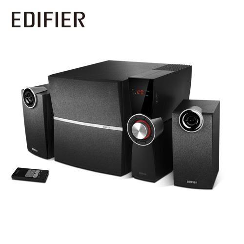 【電玩電影款】Edifier 漫步者 C2X 三件式高質感多媒體喇叭