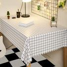 桌巾茶幾桌布防水防油免洗防燙歐式長方形呀北歐pvc餐桌布家用-美物居家館