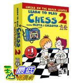 [美國直購 ShopUSA] Learn to Play Chess with Fritz and Chesster 2: Chess in the Black Castle by Viva Media $1179