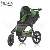 Britax BOB三輪進化慢跑車-綠色
