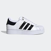 Adidas Superstar Bold W [FV3336] 女鞋 運動 慢跑 貝殼 復古 基本 穿搭 愛迪達 白黑