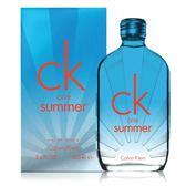 Calvin Klein CK One summer中性淡香2017限量版(100ml)-國際航空版