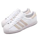 【海外限定】 adidas 休閒鞋 Superstar 80s 白 米色 男鞋 女鞋 運動鞋 【ACS】 CG7085