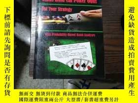 二手書博民逛書店Texas罕見Hold em Poker Odds for Your StrategyY246305