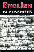 二手書 《English by newspaper : how to read and understand an English language newspaper》 R2Y ISBN:9814057649