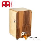 德國品牌 MEINL SCP100WN 木箱鼓 CAJON 胡桃木 內建響線:可調式小鼓響線