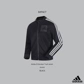 IMPACT Adidas ID Bomber Track Jacket 黑 外套 運動 百搭 三線 男女可穿 BS4499