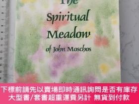 二手書博民逛書店The罕見Spiritual MeadowY385290 Moschos, John Cistercian P