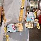 彩繪OPPO Find X2手機套 可愛毆珀R17/R15/R11保護套 R17 Pro保護殼 卡通創意OPPO Find X2 Pro手機殼