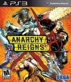 PS3 Anarchy Reigns 極度混亂(美版代購)
