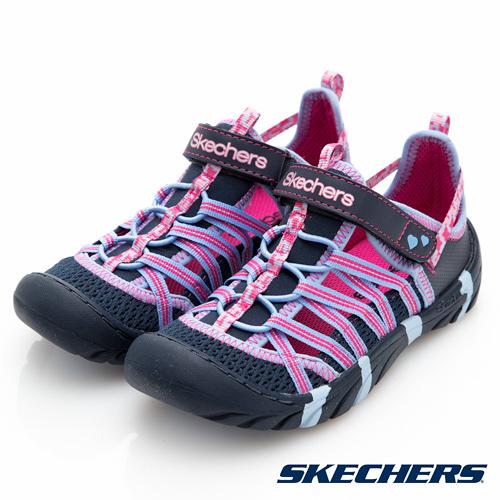 SKECHERS  女童系列 SUMMER STEPS - 86734LNVMT
