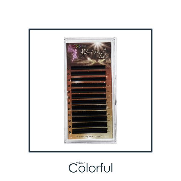 CA 黑曈精靈 濃睫款 0.15系列 (12排裝)『 植睫專用 』『美睫』『種睫毛』『植睫毛』『接睫毛』