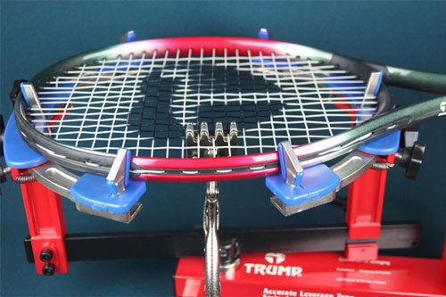 讚普TRUMP 6點固定式 羽球拍(網球拍)穿線機 TS19M