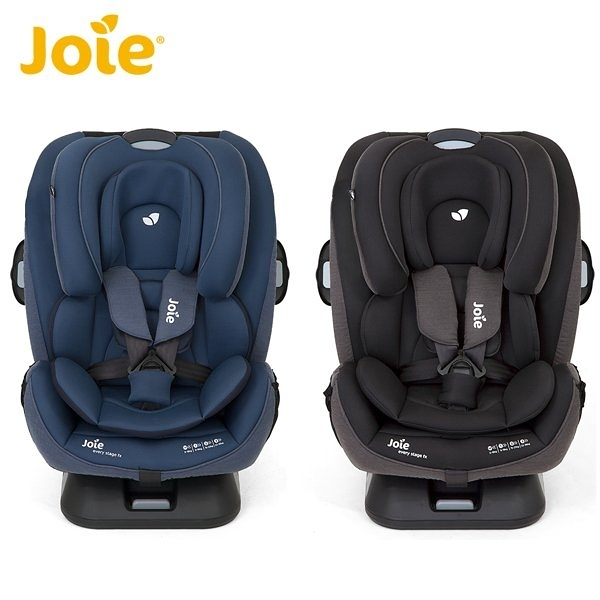 Joie every stage fx 0-12歲ISOFIX全階段汽座(JBD03200A灰)(JBD03200N藍) 9180元