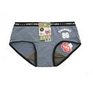 一王美 6件組台灣製圓點低腰生理褲 隨機取色