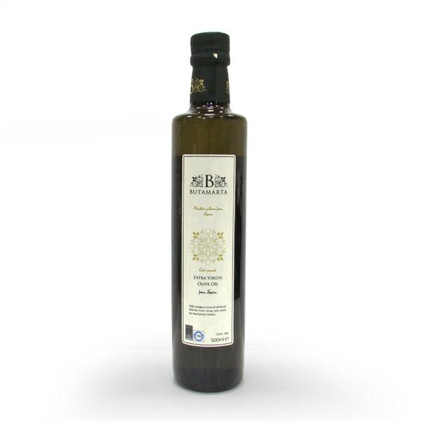 【台灣尚讚愛購購】西班牙原裝進口布達馬爾它-特級冷壓第一道初榨橄欖油500ml