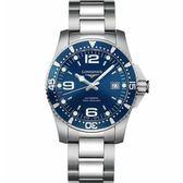 LONGINES浪琴深海征服者潛水機械錶  L38414966