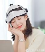 頭部按摩器電動腦部按摩儀失眠多功能頭輕鬆頭皮按摩頭盔 艾美時尚衣櫥 YYS