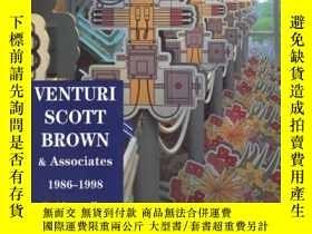二手書博民逛書店Venturi罕見Scott Brown & Associate