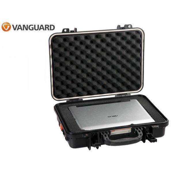 黑熊館 VANGUARD 精嘉 SUPREME 38F 頂堅系列 防撞箱 具有防水性10米水深 氣密性和防塵