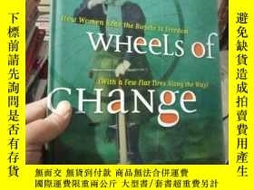 二手書博民逛書店Wheels罕見of ChangeY15389 Sue Macy
