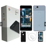 Google Pixel 2 64G 2018國際版拆封機 全頻率LTE 完整盒裝 超久保固18個月