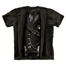 【摩達客】(預購)(大尺碼3XL) 美國進口The Mountain 變身警長 純棉環保短袖T恤(10416045113a)