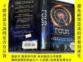 二手書博民逛書店Four:罕見A Divergent Collection分歧者前傳:老四的自述 ISBN978006235302