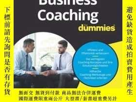 二手書博民逛書店Business罕見Coaching für DummiesY410016 Marie Taylor, Ste