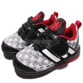adidas 休閒鞋 Marvel Spider-Man CF I 黑 紅 蜘蛛人 運動鞋 童鞋 小童鞋【PUMP306】 BA9407