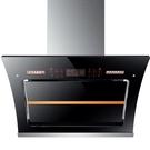 雙電機自動清洗抽油煙機壁掛式抽煙機家用側吸式廚房吸油煙機 美芭
