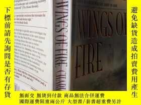 二手書博民逛書店Wings罕見of Fire An Inspector Ian Rutledge Mystery(英文原版)Y