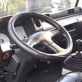 CARBUFF 車痴(大卡車用)柔軟舒適皮方向盤套(3L半 - 5L) MH-9005