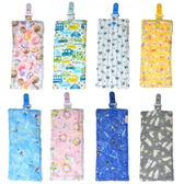 24款 日本二重紗兒童小手帕 手作 手帕夾 幼兒園擦手 擦汗 現貨供應