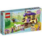樂高積木 LEGO《 LT41157 》2018 年迪士尼公主系列 - 魔法奇緣:長髮公主的馬車旅行