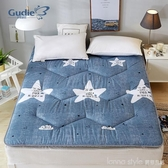 加厚床墊床褥1.5m床1.8米軟墊雙人褥子學生宿舍海綿1.2地鋪睡墊被 俏girl YTL