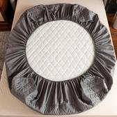 防水床笠2.0m床罩單件隔尿透氣床墊防塵加厚夾棉席夢思保護套防滑 名購新品