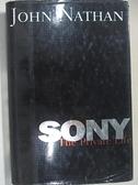 【書寶二手書T1/原文書_EFI】Sony: The Private Life_Nathan, John