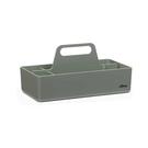 瑞士 Vitra Tool box 方形 工具箱 / 萬用收納盒(石苔灰色)