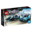 76898【LEGO 樂高積木】speed 賽車系列 - 捷豹 GEN2 & eTROPHY
